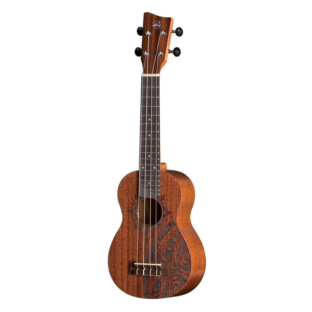 VGS Manoa Kaleo Tattoo KT-SO-INCA Sopran Ukulele