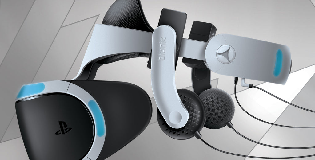 Mantis™ VR Headphones Are Officially Licensed For Playstation VR