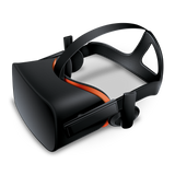 Bionik Face Pad VR for Oculus Rift in headset