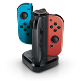 Tetra Power charge dock for four Joy-Con controllers