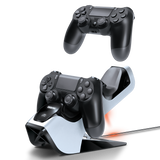 Power Stand™ by Bionik™ for PS4 controllers front angle view