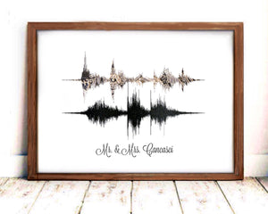 Digital Option Anniversary Gift Sound Wave | DIGITAL
