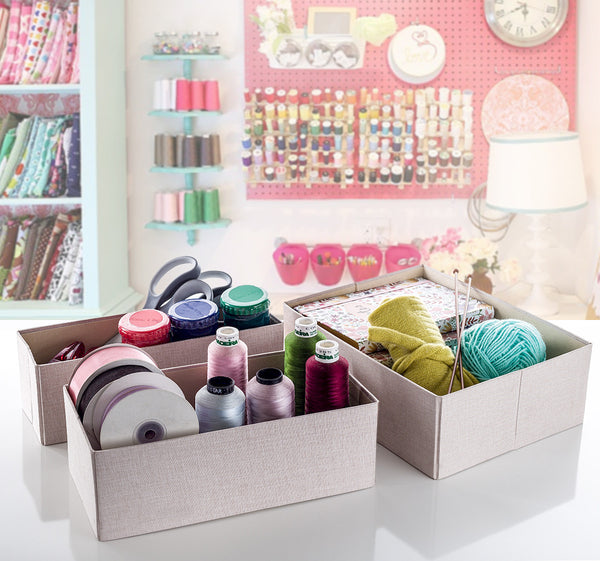 Twilight Linen Storage Collection - Foldable