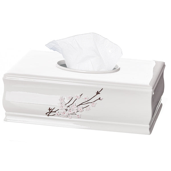Vanda Tissue Box (rectangle)