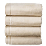 Cotton Hand towels Set of 4 - Cream