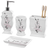 Vanda 4 Piece Bath Gift Set