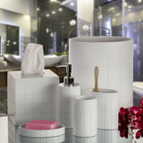 Polar 6 Pcs Bath Set