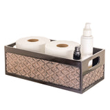 Dublin Bathroom Organizer Storage Bin