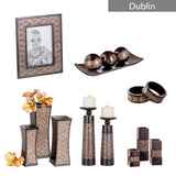 Dublin 3 Pcs Tea Light Candle Holder Set
