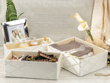 3Pcs Set Decorative Foldable Organizers - Galliana