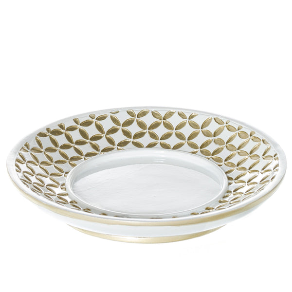 Diamond Lattice Wash Cup Tray
