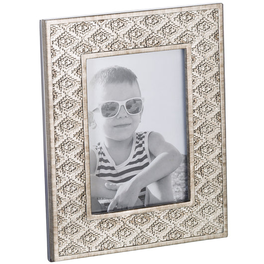 Silver Dublin 5 X 7 Picture Frame