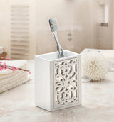Mirror Janette Toothbrush Holder