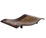 Schonwerk Decorative Centerpiece Dish - Brown