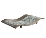 Schonwerk Decorative Centerpiece Dish - Silver