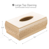 Shannon Tissue Box (rectangle)