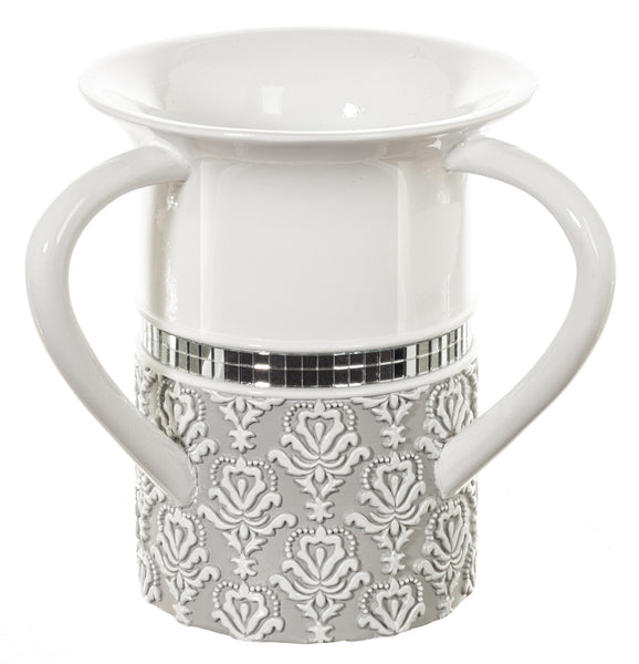 Mirror Damask Wash cup