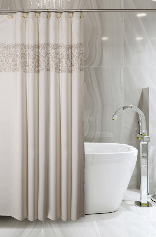 Shannon Shower Curtain / Liner