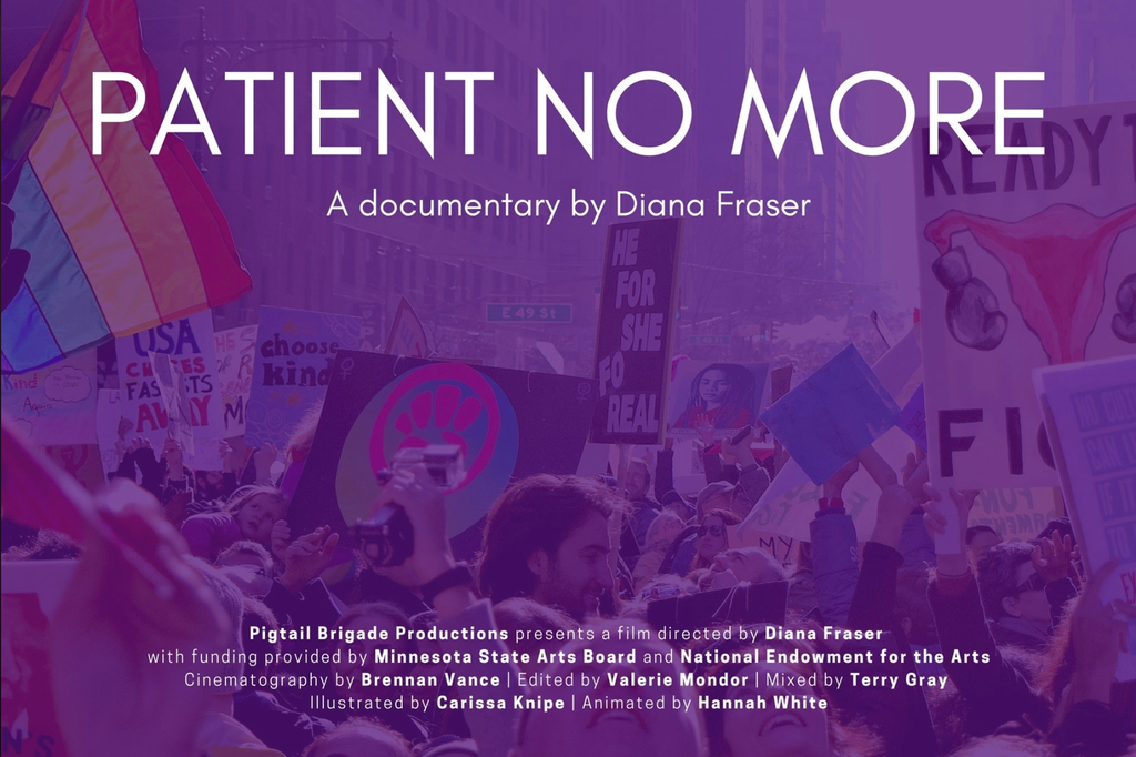 Patient No More Poster