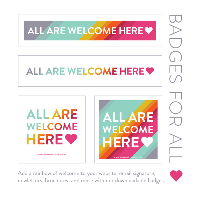 Downloadable Badges