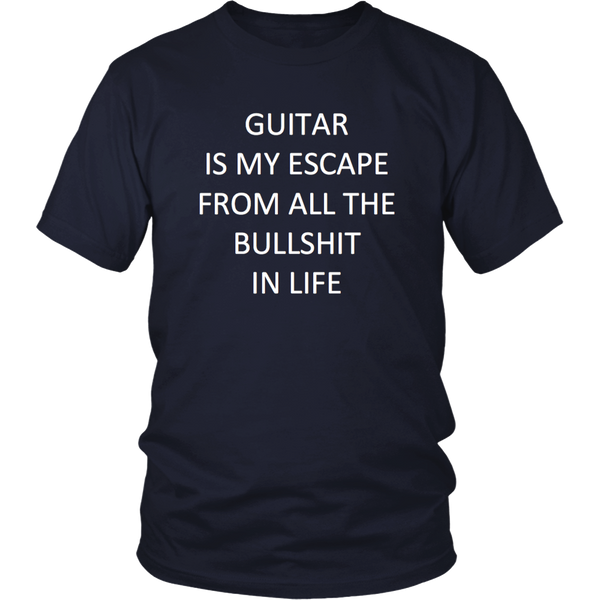 Guitar is My Escape