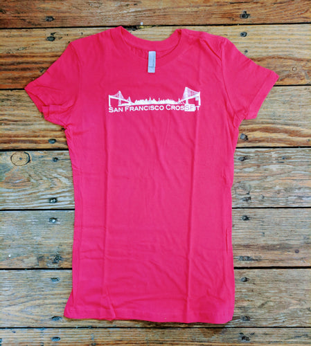 Women's Hot Pink/White - SALE