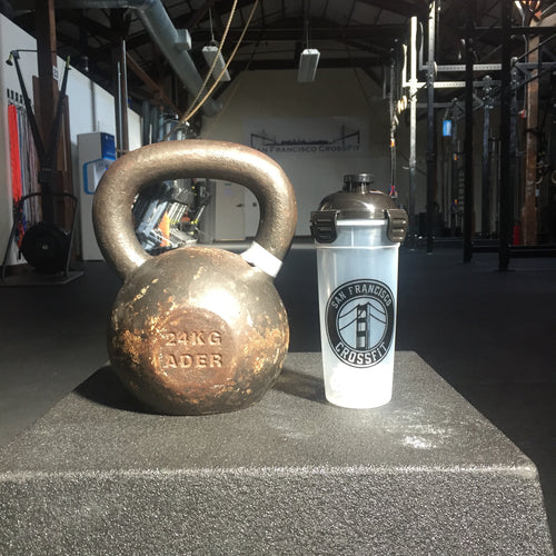 Kettlebell Not Included