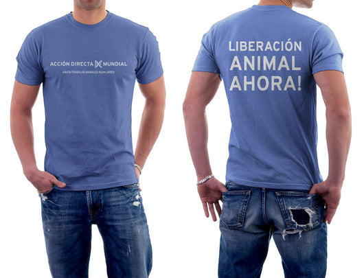 DxE T-Shirt in Spanish- Action Directa Mundial - ECO-ISTS