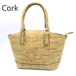 Vegan Delightful Tote-bag from Portuguese cork. - ECO-ISTS