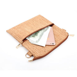 Cork Cross body or Shoulder Bag - ECO-ISTS