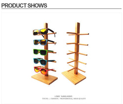 Bamboo Display Stand for your Sunglasses: ECO-ISTS choice - ECO-ISTS