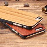 Bamboo Wooden Cover for iPhone 6 and 6S - ECO-ISTS