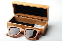 Bamboo Case for your Sunglasses: ECO-ISTS choice - ECO-ISTS