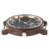 Sandal Wood Quartz Watch with imported Japanese Interior movement - ECO-ISTS