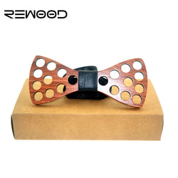 Wooden Bow Ties make a fashion statement: The Woody Rocks! For parties and weddings