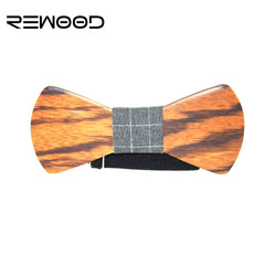 Got Woodies? We do! The Latest Bow Tie  Classic with a twist
