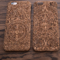 Cork cellphone covers for Apple 6 for iPhone - ECO-ISTS