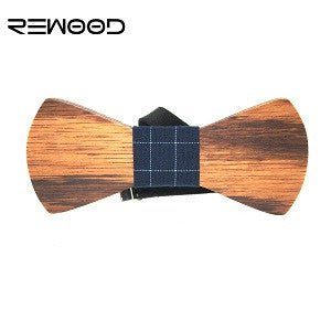 Got Woodies? We do! The Latest Bow Tie  Classic with a twist - ECO-ISTS