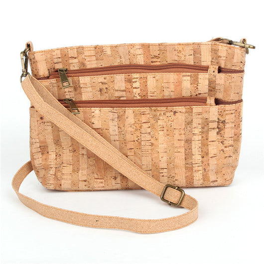 Love this one ! Handmade from Portuguese cork, so its vegan and cooler than cool! And Un-cruel! - ECO-ISTS