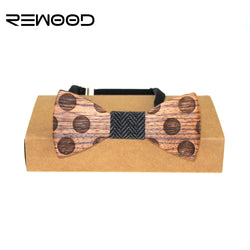 Wooden Bow Ties for Men - ECO-ISTS