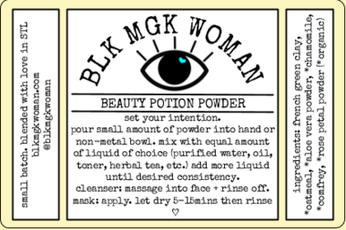 Beauty Potion Powder
