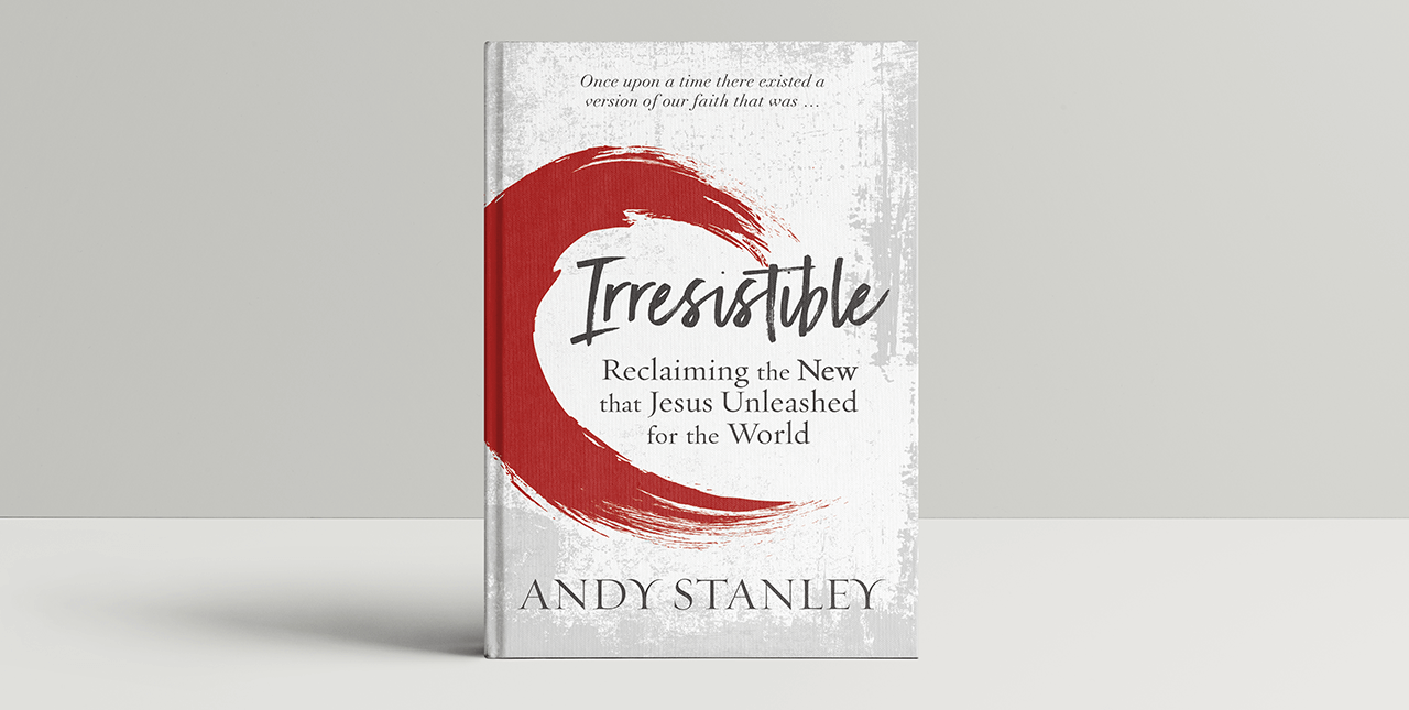 Get Andy Stanley's New Book