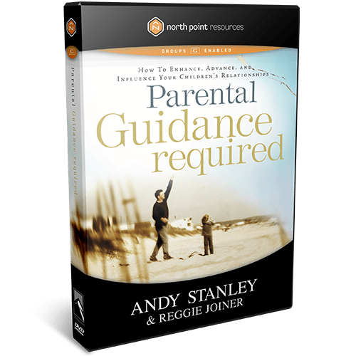 Parental Guidance Required DVD Message Series by Andy Stanley