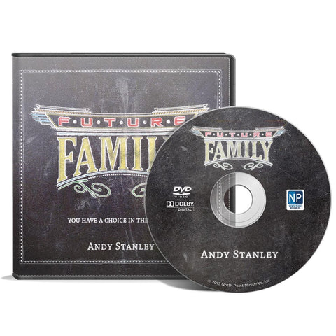 Future Family Audio CD Series by Andy Stanley