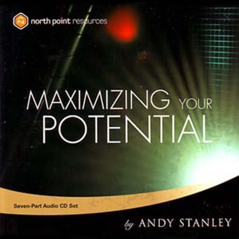 Maximizing Your Potential CD Series