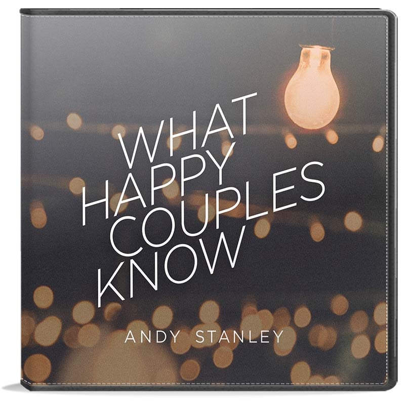 What Happy Couples Know Audio CD Set