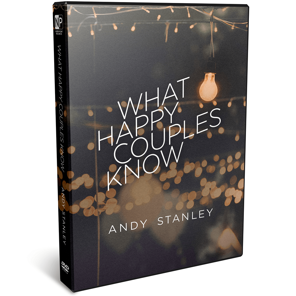 What Happy Couples Know series DVD by Andy Stanley