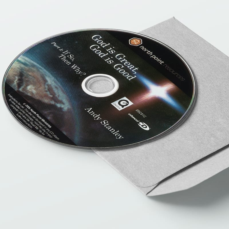 God is Great, God is Good CD Series