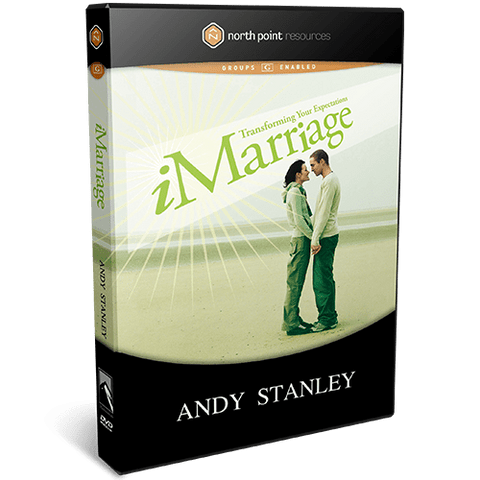 iMarriage Message Series DVD by Andy Stanley