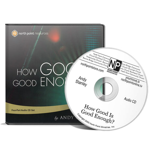 How Good Is Good Enough? CD Series